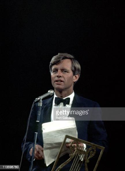 Robert F Kennedy during Robert F Kennedy Benefit Rally Gala at Sportsmen Arena in Englewood California United States