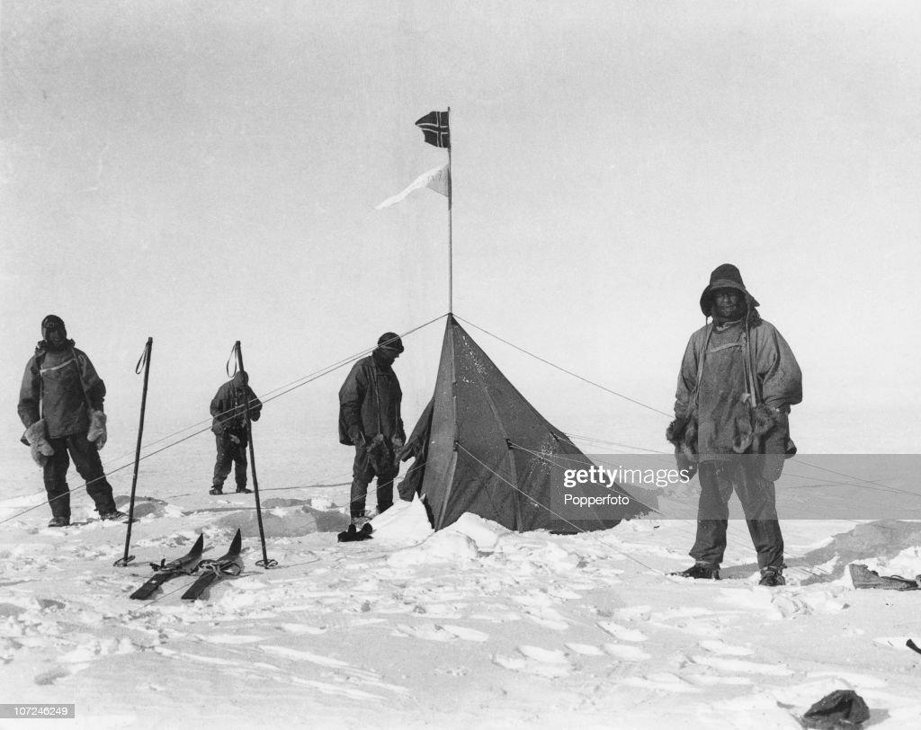 100 years ago norwegian explorer roald amundsen becomes first to