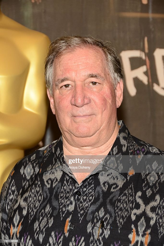Robert Fiore attends the AMPAS Hosts 'Portrait of Jason' Screening at Linwood Dunn Theater at the Pickford Center for Motion Study on May 10, 2013 in Hollywood, California.