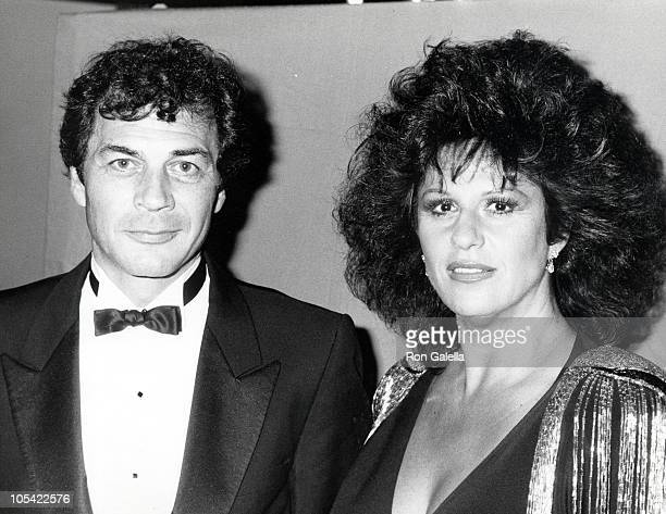 Robert Forster and Lainie Kazan during 'Your Choice for Awards' Ceremony March 1 1986 at Ambassador Hotel in Los Angeles California United States