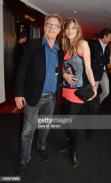 Robert Fox and Martha Fiennes attend an after party following the screening and QA of 'Salome and Wilde Salome' at the BFI Southbank on September 21...