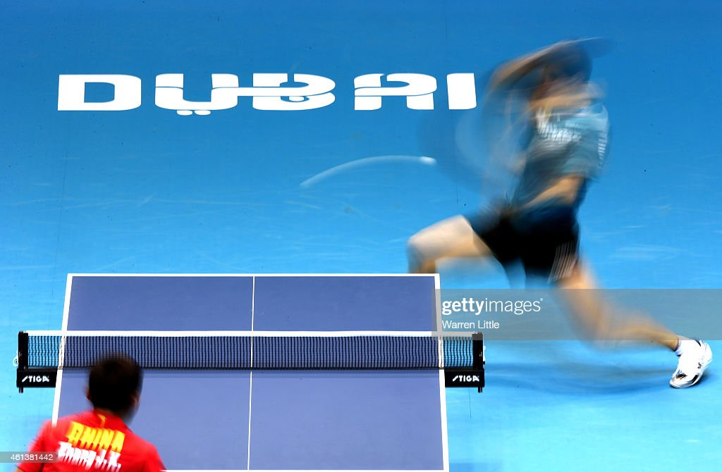 ITTF World Team Cup - Day 4