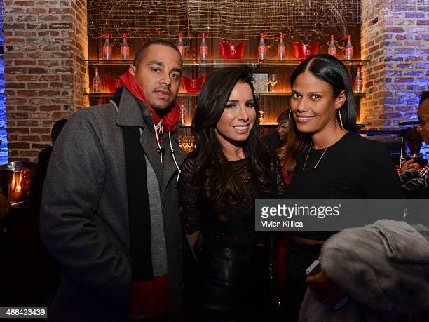 Robert Gibbs Tammy Brook and Jen McDaniels attend KWL's 4th Annual Sports And Entertainment Celebration Honoring NFL's Rising Stars Colin Kaepernick...