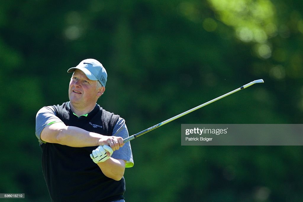 Robert Giles (Greenore Golf Club) at Carton House Golf Club on May 31, 2016 in Maynooth, Ireland.