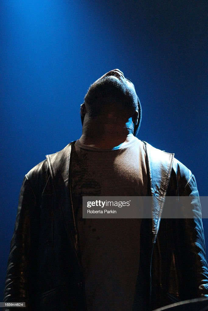 Robert Glasper performs on stage for the London Jazz Festival on November 9, 2012 in London, United Kingdom.