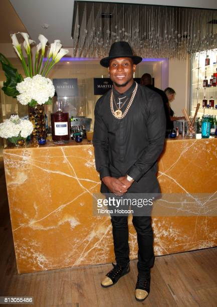 Robert Golden attends the Talent Resources Sports Party hosted by Martell Cognac at Playboy Headquarters on July 11 2017 in Los Angeles California