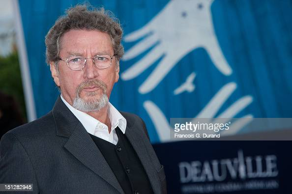 Robert Guediguian arrives at the 'Lawless' Premiere during the 38th Deauville American Film Festival on September 5 2012 in Deauville France