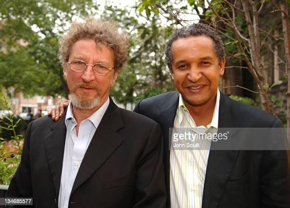 Robert Guediguian director 'Armenia' an d Aberrahamne Sissako director 'Bamako'