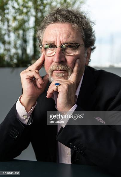 Robert Guediguian poses for a portrait on May 21 2015 in Cannes France