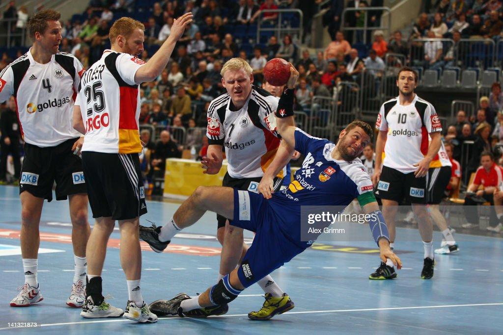 Germany v Iceland - Men's Handball International Friendly