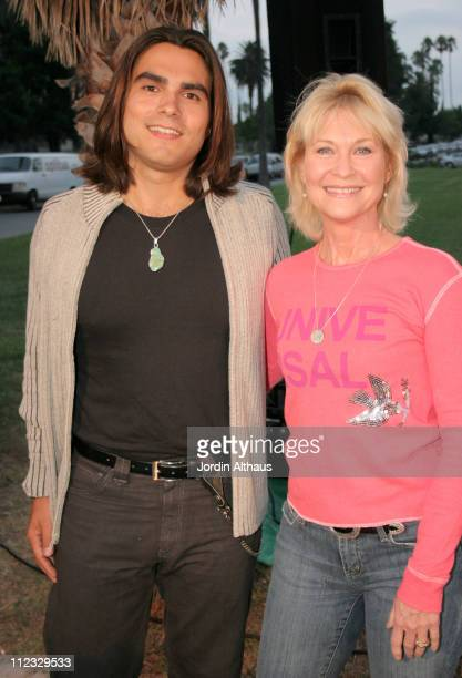 Robert Guthrie and Dee Wallace Stone during 'Expiration Date' Los Angeles Premiere Arrivals at Hollywood Forever Cemetery in Hollywood California...