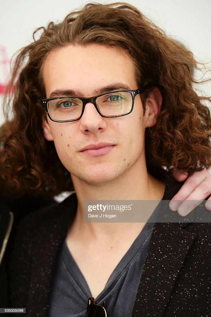 Robert Hall of Catfish And The Bottlemen poses for a photo during day 2 of BBC Radio 1's Big Weekend at Powderham Castle on May 29, 2016 in Exeter, England.
