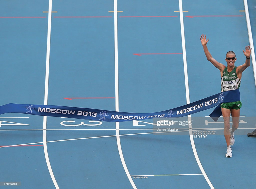 14th IAAF World Athletics Championships Moscow 2013 - Day Five