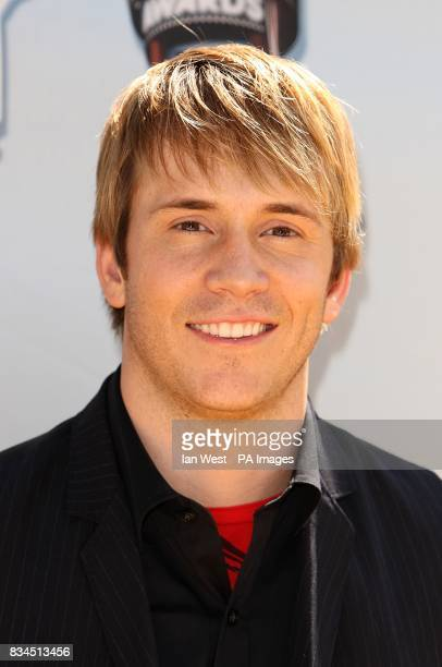 Robert Hoffman arrives at the 2008 MTV Movie Awards Universal Studios Los Angeles California