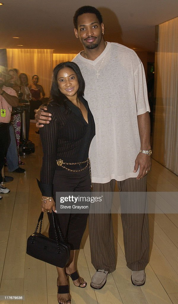 Los Angeles Lakers Celebrate Victory At Ian Schrager's Ultra Chic Mondrian Hotel