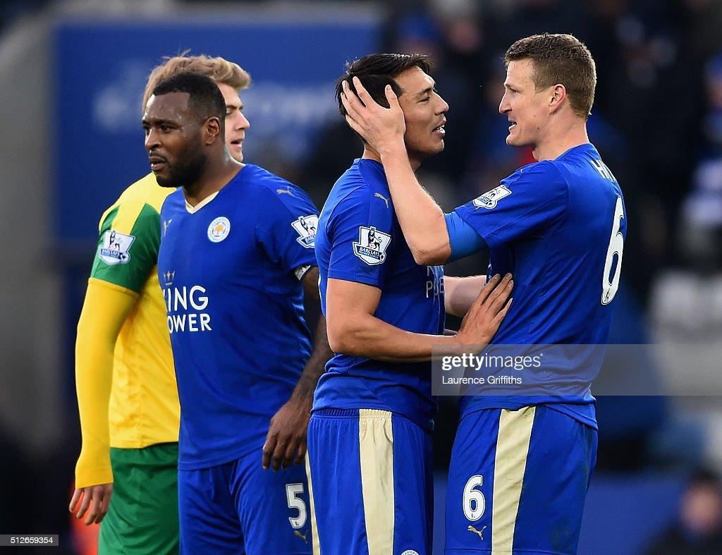 Leicester City v Norwich City - Premier League