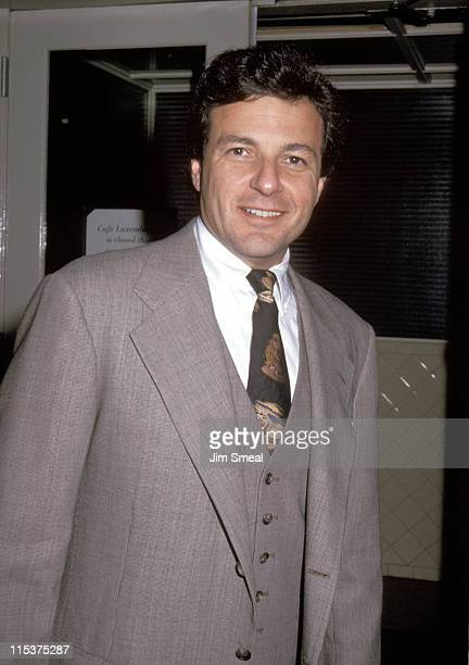Robert Iger during ABC Television Party at Cafe Luxembourg in New York City New York United States