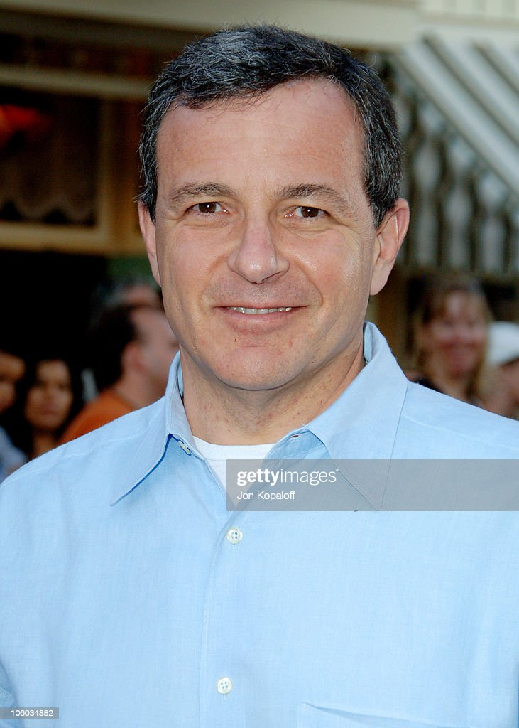 Robert Iger during 'Pirates of the Caribbean Dead Man's Chest' Los Angeles Premiere Arrivals at Disneyland/Main Street in Anaheim California United...