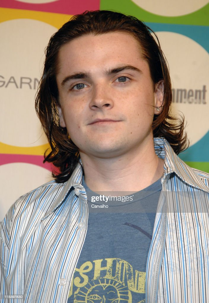 Robert Iler during Entertainment Weekly's 'Must List' Party - Outside Arrivals at Deep in New York City, New York, United States.