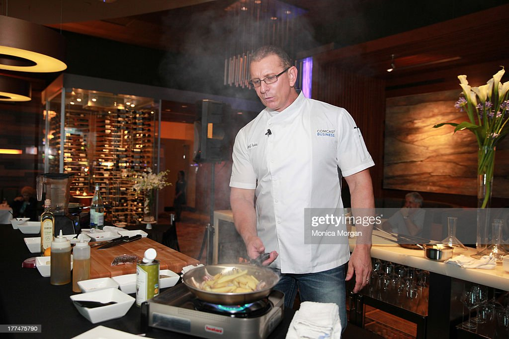 Demonstration Cooking robert irvine cooking demonstration & reception photos and images