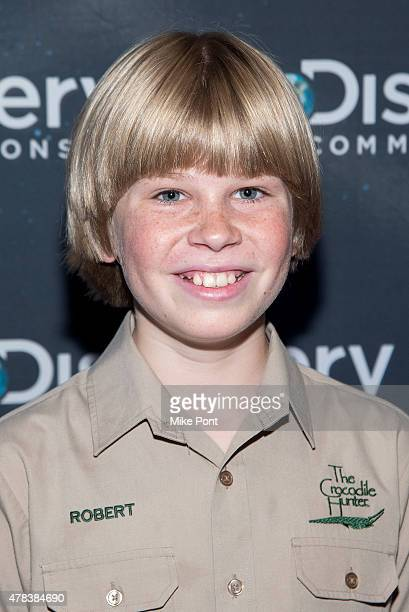 Robert Irwin attends Discovery's 30th Anniversary Celebration at The Paley Center for Media on June 24 2015 in New York City