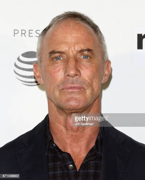 Robert John Burke of 'Where there's Smoke' attends the Shorts Program New York Group Therapy during the 2017 Tribeca Film Festival at Regal Battery...