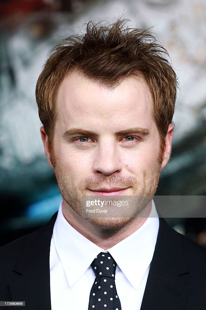 <a gi-track='captionPersonalityLinkClicked' href=/galleries/search?phrase=Robert+Kazinsky&family=editorial&specificpeople=2874976 ng-click='$event.stopPropagation()'>Robert Kazinsky</a> attends the European Premiere of Pacific Rim at BFI IMAX on July 4, 2013 in London, England.