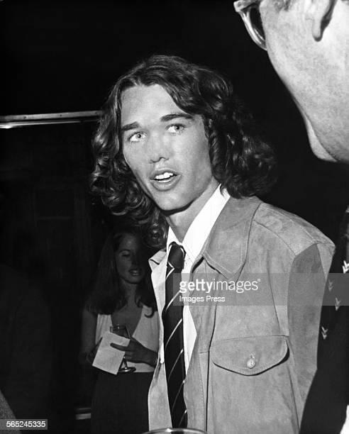 Robert Kennedy Jr circa 1970s in New York City