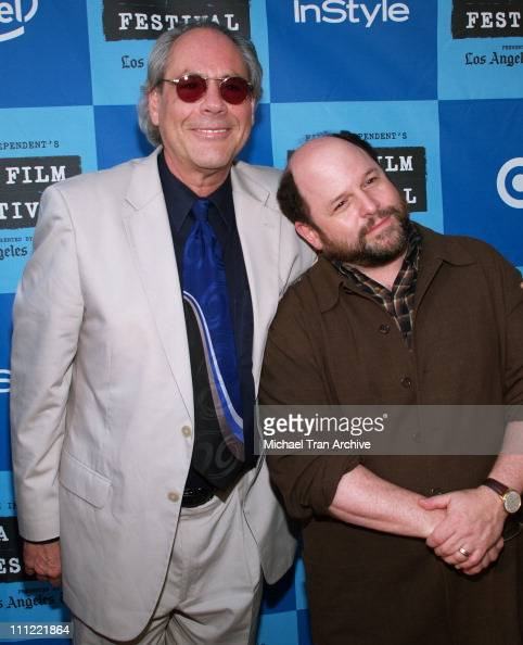Robert Klein and Jason Alexander during World Premiere of 'Ira Abby' Arrivals at Mann Festival Theatre in Westwood CA United States