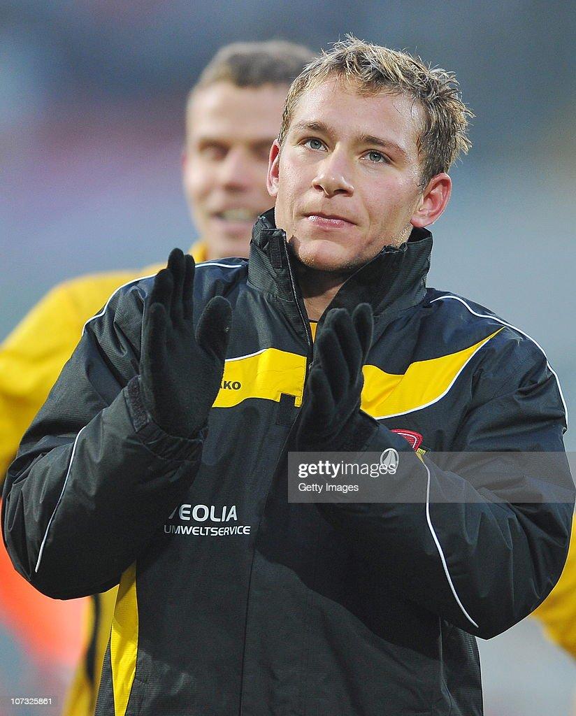 Dynamo dresden v kickers offenbach 3 liga getty images for Koch offenbach