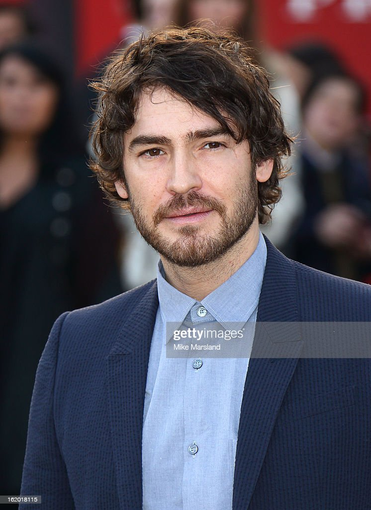 Robert Konjic attends the Burberry Prorsum show during London Fashion Week Fall/Winter 2013/14 at on February 18, 2013 in London, England.