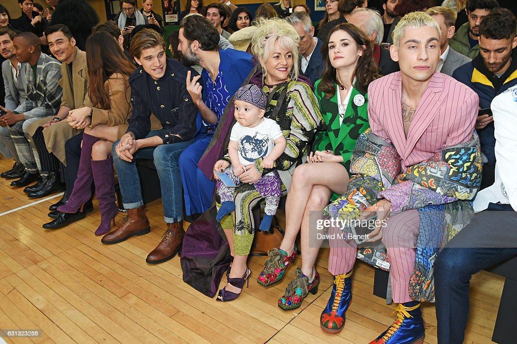 Vivienne Westwood - Front Row - LFW Men's January 2017