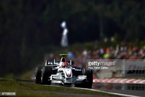 Robert Kubica BMW Sauber F107 Grand Prix of Europe Nurburgring 22 July 2007