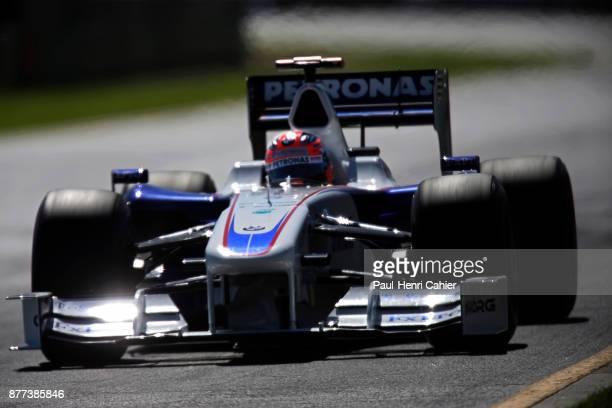 Robert Kubica BMW Sauber F109 Grand Prix of Australia Albert Park Melbourne Grand Prix Circuit 29 March 2009