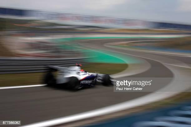 Robert Kubica BMW Sauber F109 Grand Prix of Turkey Istanbul Park 07 June 2009