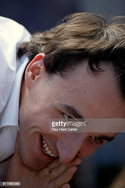 Robert Kubica Grand Prix of Australia Albert Park Melbourne Grand Prix Circuit 16 March 2008