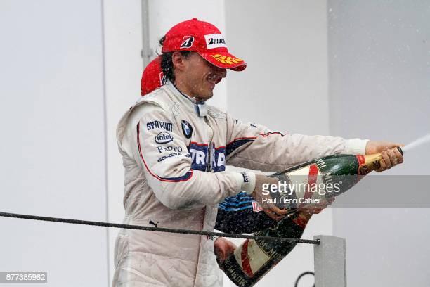 Robert Kubica Grand Prix of Brazil Autodromo Jose Carlos Pace Interlagos Sao Paolo 18 October 2009