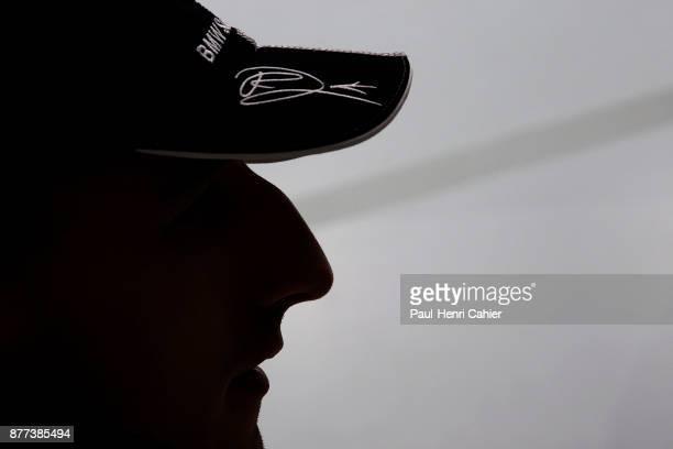 Robert Kubica Grand Prix of Great Britain Silverstone Circuit 06 July 2008 Portrait of Robert Kubica