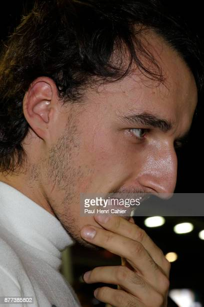 Robert Kubica Grand Prix of Singapore Marina Bay Street Circuit 28 September 2008