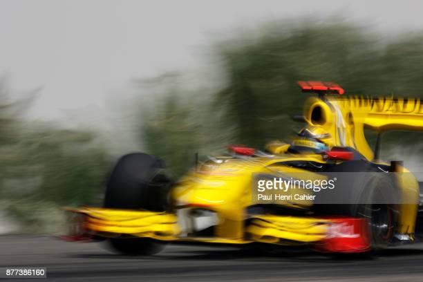 Robert Kubica Renault R30 Grand Prix of Bahrain Bahrain International Circuit 14 March 2010