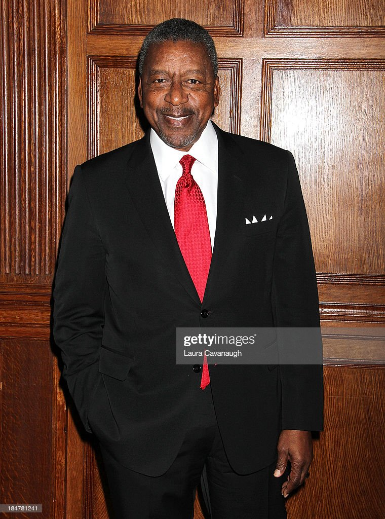 Robert L. Johnson attends the 11th annual Giants of Broadcasting Honors at Gotham Hall on October 16, 2013 in New York City.