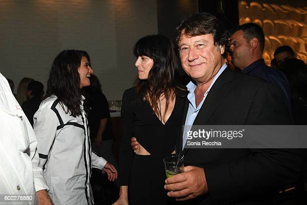 Robert Lantos attends the film premiere after party for Serendipity Point Films' 'Below Her Mouth' at Supper Suite by STK on September 10 2016 in...