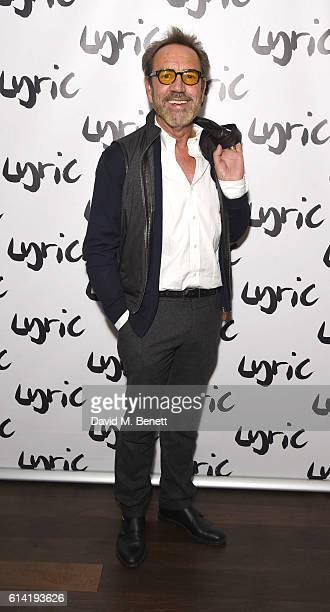 Robert Lindsay attends the press night performance of 'Shopping And Fucking' at The Lyric Hammersmith on October 12 2016 in London England