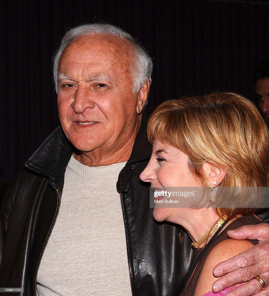 Robert Loggia and Ruth Epstein screenwriter/producer