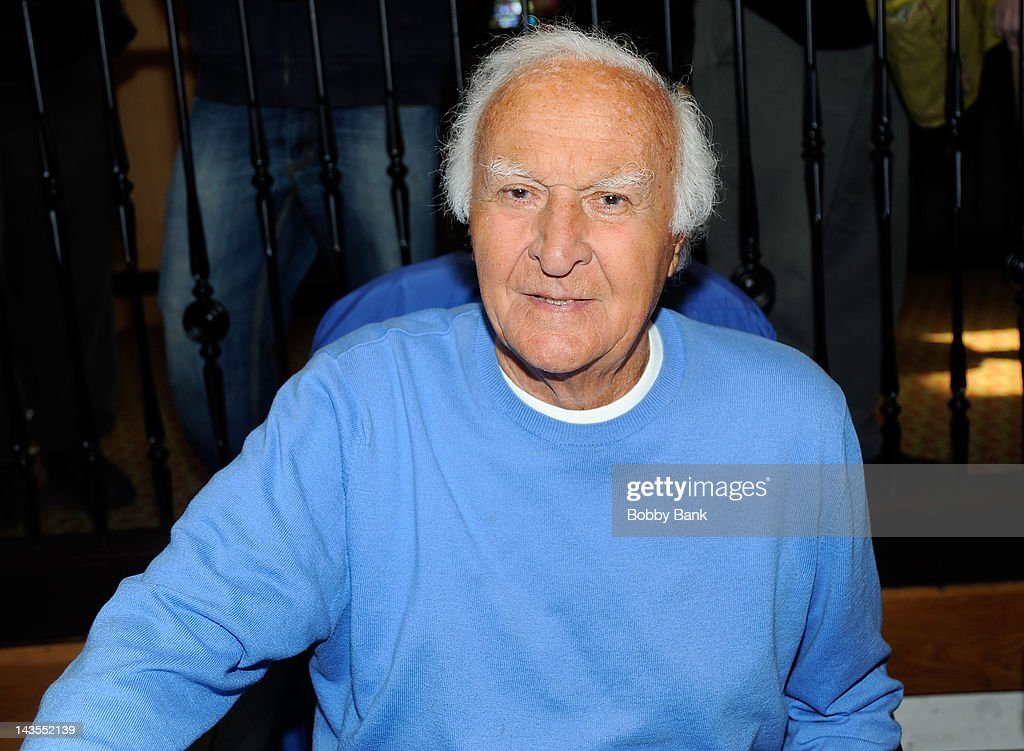 Robert Loggia attends the 2012 Chiller Theatre expo at the Parsippany Hilton on April 28 2012 in Parsippany City