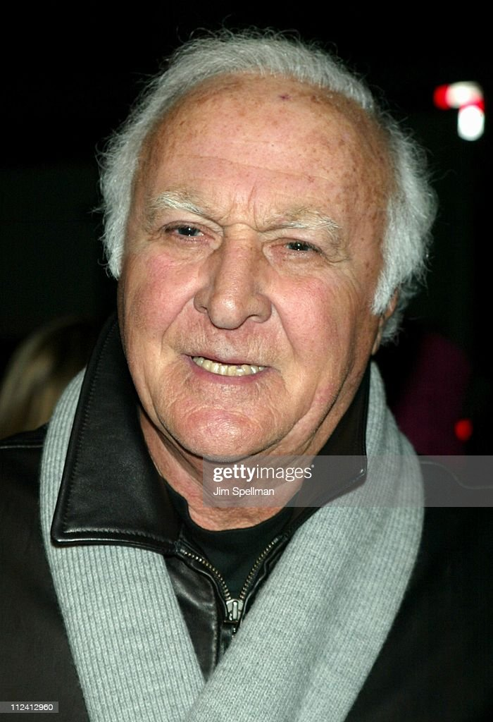 Robert Loggia during 'Analyze That' World Premiere Arrivals at The Ziegfeld Theatre in New York City New York United States