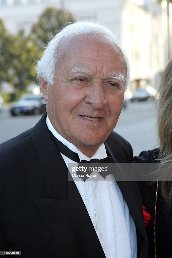 Robert Loggia during City of Beverly Hills Honors Fashion Icon and Giorgio Founder Fred Hayman at Black Tie Gala at Dayton Way in Beverly Hills...