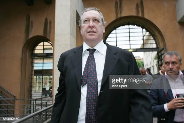 Robert LOUIS DREYFUS Proces en appel des comptes de l OM entre 1997 et 1999 Aix