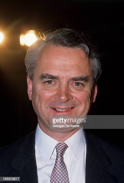 Robert Maclennan at the creation of the Social and Liberal Democrats UK 3rd March 1988 Formed by a merger of the Liberal Party and the Social...