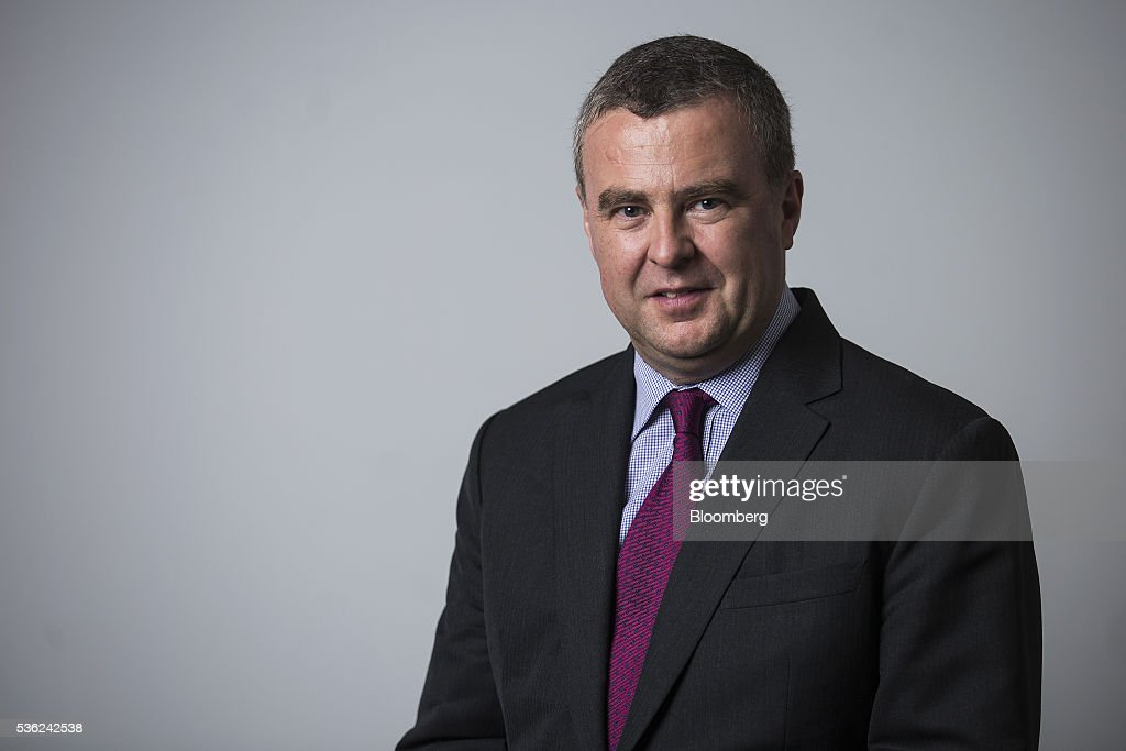 Robert Martin, chief executive officer of BOC Aviation Ltd, poses for a photograph following a Bloomberg Television interview in Hong Kong, China, on Wednesday, June 1, 2016. BOC Aviation, the aircraft leasing unit of Bank of China that raised $1.1 billion from a share sale last month, rose as much as 2.6 percent in its trading debut in Hong Kong on Wednesday. Photographer: Justin Chin/Bloomberg via Getty Images